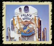 Palace on Wheels Train. India Train Tours